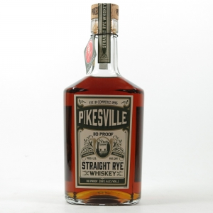 Pikesville 110 Proof Front
