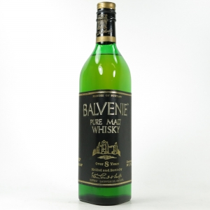 Balvenie 8 Year Old Pure Malt 1970s Front