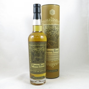 Compass Box Flaming Heart 2012 front
