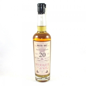 Glen Garioch 1993 Master of Malt 20 Year Old Front