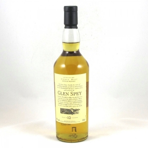 Glen Spey Flora and Fauna 12 Year Old Front