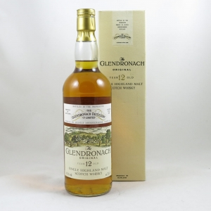 Glendronach 12 Year Old 75cl (Old Style) front