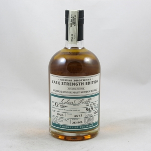 Glen Keith 1996 Re-Opening 17 Year Old front