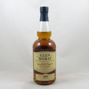 Glen Moray 1974 Distillery Manager's Choice Front