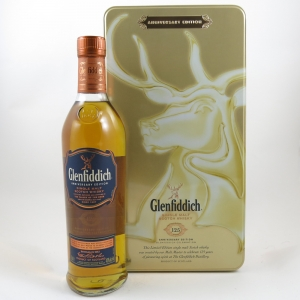Glenfiddich 125th Anniversary Front
