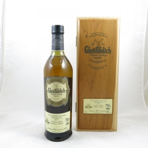 Glenfiddich 1977 Private Vintage Turnberry's Centenary Front