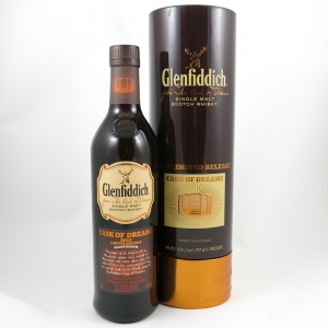 Glenfiddich Cask of Dreams 2012 (US Import) 75cl Front