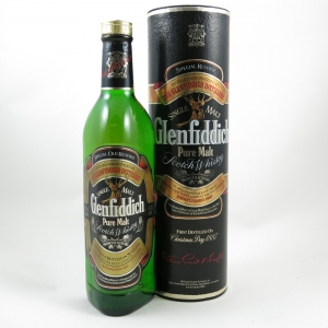 Glenfiddich Special Reserve 1990s Front