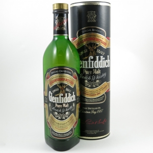 Glenfiddich Special Reserve 1980s Front
