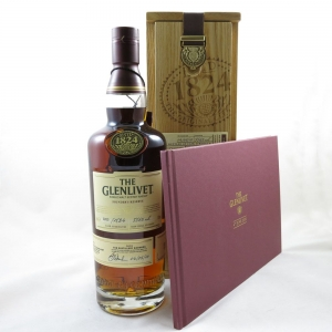 Glenlivet 21 Year Old Founder's Reserve (Including Book) book