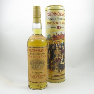 Glenmorangie 10 Year Old 1990s (Head Cooper) front