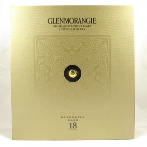 Glenmorangie 18 Year Old Open Championship 2013 Front