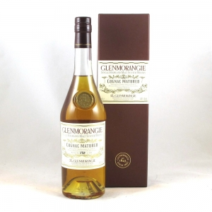 Glenmorangie Cognac Matured 14 Year Old Front