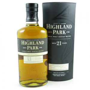 Hihgland Park 21 Year Old Front