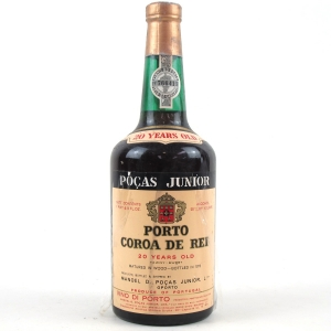 Pocas Junior 20 Year Old Tawny Port