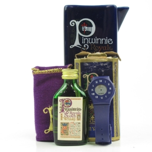 Pinwinnie Royale Blended Miniature with L.C.A. Watch and Jug