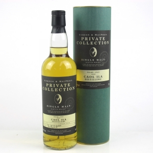 Caol Ila 1965 Gordon and MacPhail Private Collection