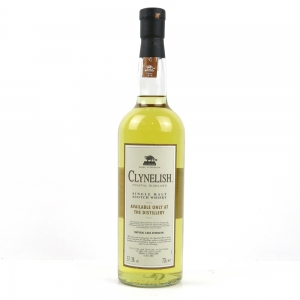 Clynelish Cask Strength Distillery Exclusive