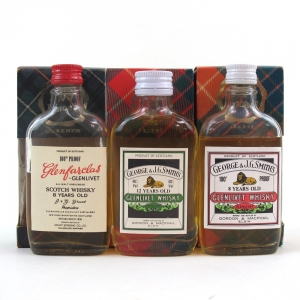 Miscellaneous Speyside Malt Miniature Selection 3 x 5cl