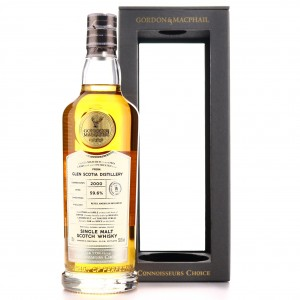 Glen Scotia 2000 Gordon and MacPhail 19 Year Old Batch 19/068