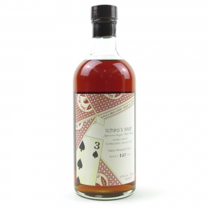 Hanyu 2000 Three Of Spades Single Cask #7000
