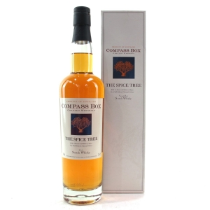 Compass Box Spice Tree Banned Edition