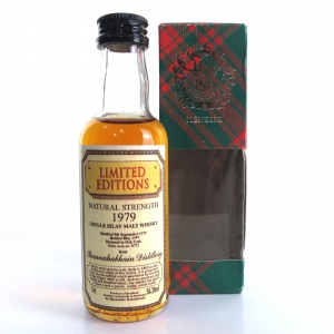 Bunnahabhain 1979 Blackadder 5cl