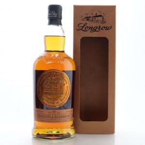 Longrow 2001 Rundlets and Kilderkins 11 Year Old