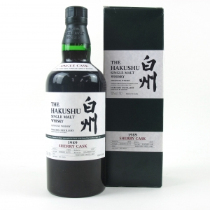 Hakushu 1989 Single Sherry Cask