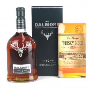 Dalmore 15 Year Old US Import / with Jim Murray Whisky Bible 2009 Edition