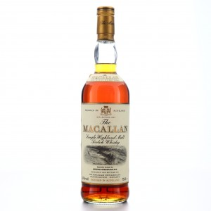 Macallan 12 Year Old British Aerospace / BAE Jetstream