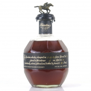 Blanton's Single Barrel Dumped 1995 / Japanese Import