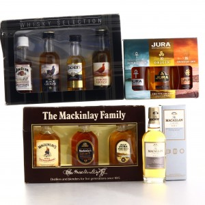 Whisky Miniatures x 11
