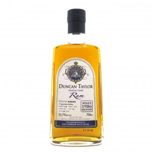 West Indies 1986 Duncan Taylor Single Cask Rum 75cl / US Import