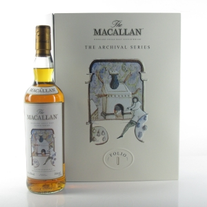 Macallan Archival Series Folio 1