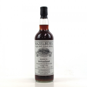 Hazelburn 1997 Single Oloroso Cask / Switzerland Exclusive
