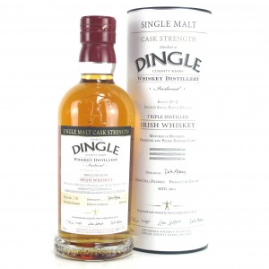 Dingle Irish Single Malt Cask Strength Batch No. 2 / Bourbon and Sherry Casks​