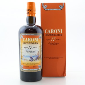 Caroni 1998 110 Proof 17 Year Old