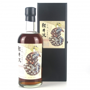Karuizawa 1990 Single Cask #7402 / Geisha Label