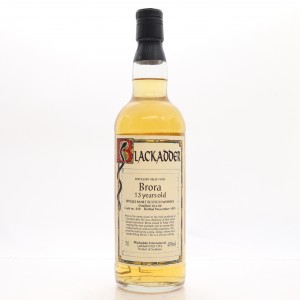 Brora 1982 Blackadder 13 Year Old