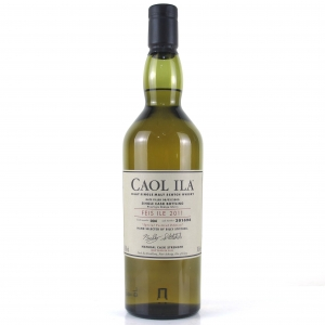 Caol Ila 2000 Single Cask Feis Ile 2011 / Bottle #4