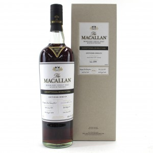 Macallan 1997 Exceptional Cask #9182-01
