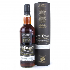 Glendronach 1993 Hand Filled Single Cask