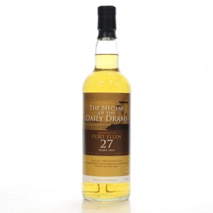 Port Ellen 1982 The Nectar of the Daily Drams 27 Year Old