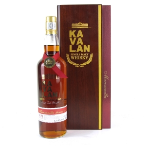 Kavalan Solist Manzanilla Single Cask