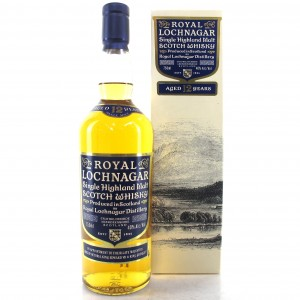 Royal Lochnagar 12 Year Old 75cl / US Import