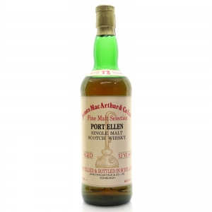 Port Ellen 12 Year Old James MacArthur / 62.7%