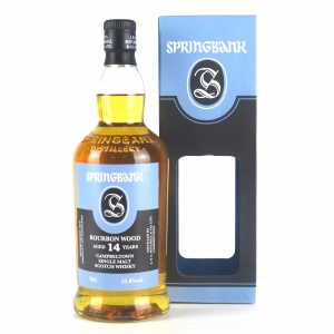 Springbank 2002 Bourbon Wood 14 Year Old