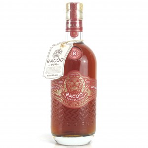 Bacoo 8 Year Old Dominican Republic Rum