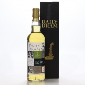Laphroaig 1998 Daily Dram 9 Year Old